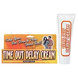 Time Out Delay Cream