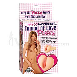 Monica Sweetheart's Tunnel of Love Pussy