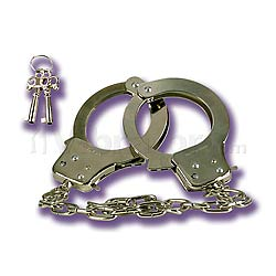 Chrome Hand cuffs