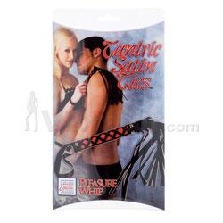 Tantric Satin Ties - Pleasure Whip