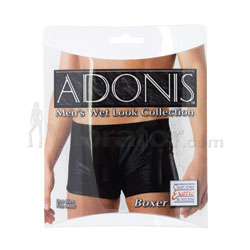 Adonis Men's Wet Look Collection Boxers