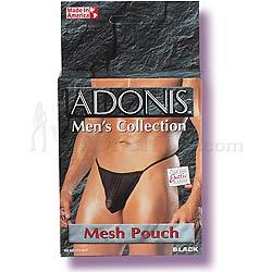 Adonis Men's Mesh Pouch