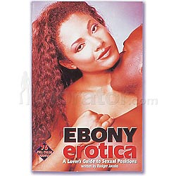 Ebony Erotica A Lover's Guide to Sexual Positions with Sean Michaels