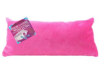 Petite Plush Hide Your Vibe Pillow