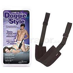 I Like It Doggie Style Enhancing Strap