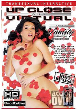 Up Close and Virtual with Vaniity DVD