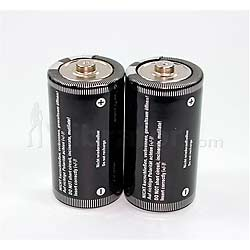 C Batteries - 2 Pack