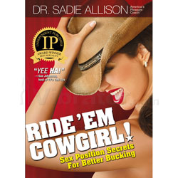 Ride 'em Cowgirl Sex Position Secrets