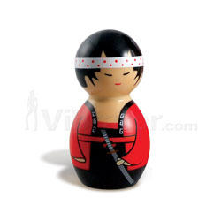 Kokeshi Boy Doll