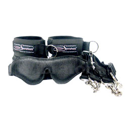 Manbound Master's Restraints Kit