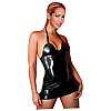 Latex Domina Dress