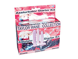 Taylor Wane's Assturbator Anal Pleasure Kit